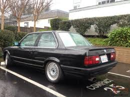 1988 bmw 325is bmw 325is base coupe 2 door 2 5l e30 s50 conversion