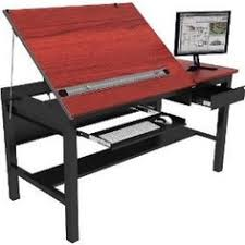 Neolt Drafting Table I Love Drawing Desks But I Need One That Has Some Storage