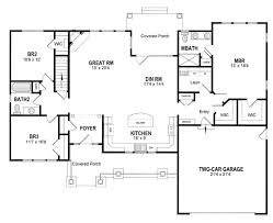 ranch plans with open floor plan house plans ranch third floor white house simple ranch style house