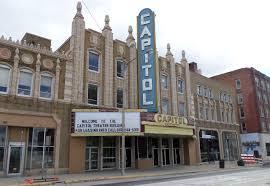 historic capitol theatre in flint michigan to be restored