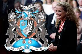 coat of arms for canada u0027s new governor general nods to her