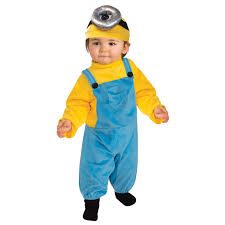 Toddler Halloween Costumes Buycostumes Minions Movie Stuart Toddler Kids Costume Buycostumes