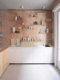pegboard kitchen ideas 27 smart kitchen wall storage ideas shelterness