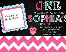 owl first birthday invitations u2013 gangcraft net