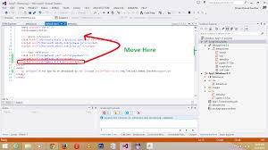 Visual Studio Code Map Jquery Javascript Runtime Error U0027 U0027 Is Undefined In Windows App
