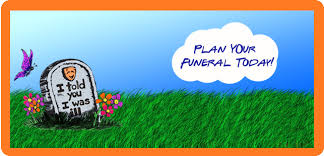 how to plan a funeral my funky funeral