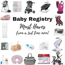 baby registery baby registry must haves the ashmores