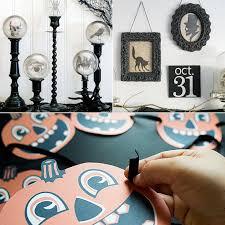 halloween diy diy vintage halloween decor popsugar home