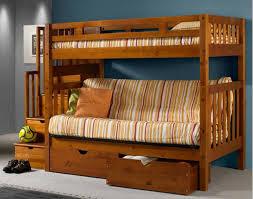 Bunk Bed Futon Desk Bunk Bed Futon Roselawnlutheran