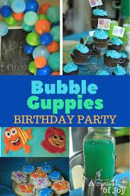 guppies birthday party guppies birthday party a sprinkle of
