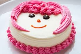 photo cake strawberry smile cake 1 5 kg yo