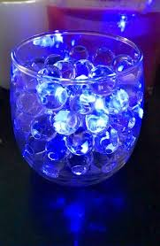 water centerpieces amazing table centerpieces with lights clear water with blue