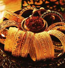 wedding gold set tanishq wedding bridal jewelry from around india