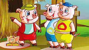 english talking book pigs