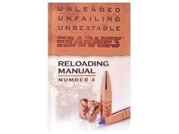 Barnes 168 Tsx 308 Load Data Barnes Tipped Triple Shock X Ttsx Bullets 35 Cal 358 Mpn 30461