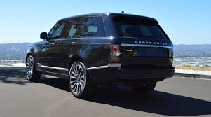 range rover back range rover autobiography los angeles carbon exotic rentals