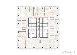 nordstrom floor plan gallery of jiangxi nanchang greenland zifeng tower som 8