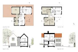 Five Bedroom House Plans by Modern 5 Bedroom House Floor Plans Home Design And Style 5