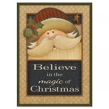 santa believe cards current catalog crafts