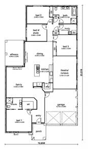 Efficient House Plans Floor Plan Currawong Energy Efficient Home Design Green Homes