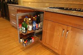 roll out spice racks for kitchen cabinets u2013 petersonfs me