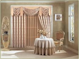 Priscilla Curtains With Attached Valance Priscilla Curtains With Attached Valance And Curtain