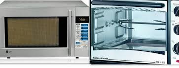 Oven Toaster Uses Cakes U0026 More Compare A Convection Microwave U0026 An Oven Toaster