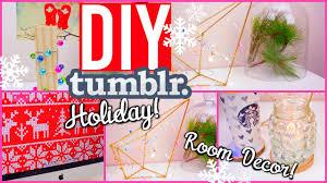diy holiday room decorations cute u0026 easy decor ideas youtube