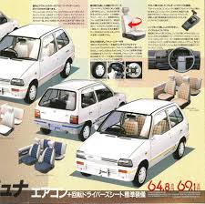 lexus uk brochures suzuki juma japanese brochure sales classic car catalog vintage