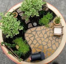 Mini Water Garden Ideas Container Water Garden Ideas Home Outdoor Decoration