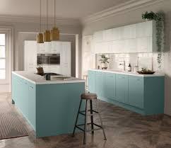 light blue kitchen cabinets uk exploring the blue kitchen trend