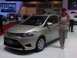 world auto toyota world premier toyota vios 2013 bangkok auto show youtube