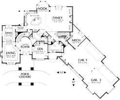 courtyard garage house plans appealing courtyard entry 69369am architectural designs