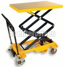 Pallet Lift Table by Manual Lift Table Manual Scissor Lift Table Manual Pallet Lift