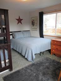 Rocking Bed Frame by Room Descriptions U2014 Shoreside At Rockaway Beach Oregon