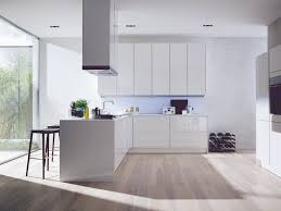 White Kitchen Cabinets Design by Plentiful Dark Brown Hardwood Modern Kitchen Cabinets With White