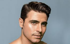 men feathered hair men s holiday hairstyles thehomoculture com