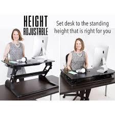 Stand Sit Desks by Flexpro Precision 35