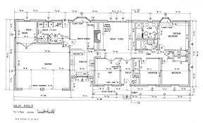 classic floor plans the ranch for classic open concept plan ideas plans to small house
