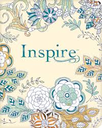 inspire bible nlt the bible for creative journaling tyndale