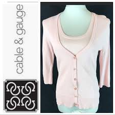 light pink cardigan sweater cable gauge sweaters cable gauge light pink cardigan sweater set