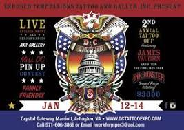 dc tattoo expo 8 tickets fri jan 12 2018 at 1 00 pm eventbrite