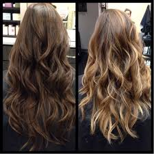 highlight lowlight hair pictures highlights vs lowlights herinterest com
