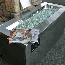 Custom Gas Fire Pits - firepits gas firepits outdoor fireplaces