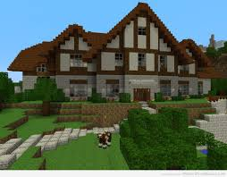 Minecraft Home Ideas Simple Beautiful Big Houses Placement Home Design Ideas