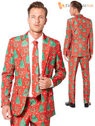 christmas suit mens suitmeister christmas trees party suit fancy dress