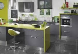cuisine grise plan de travail noir cuisine grise plan de travail bois ravishing idee deco plan