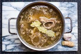 la recette de cuisine recette cuisine grand mere frais le bouillon d os la recette