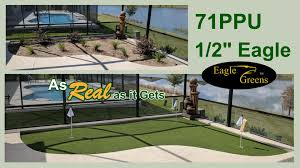 quality backyard putting green surfaces