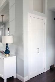 Swing Closet Doors Iheart Organizing Closing The Coat Closet From Bi Fold Door